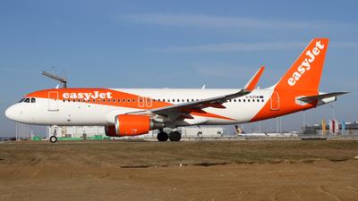 G-EZOW - Airbus A320-214 - easyJet