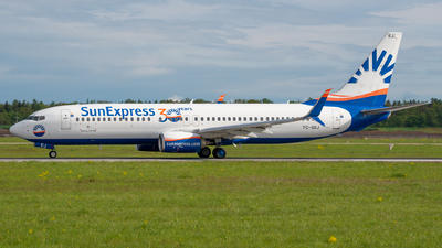 A picture of TCSEJ - Boeing 7378HC - SunExpress - © marfi80