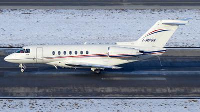 I-MPGA - Hawker Beechcraft 4000 - Private