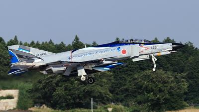 07-8436 - McDonnell Douglas F-4EJ Kai - Japan - Air Self Defence Force (JASDF)