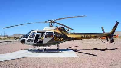 A picture of N3819 - Airbus Helicopters H125 - [3877] - © Agustin Anaya