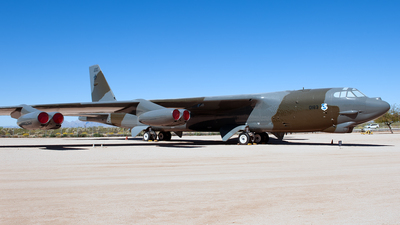 58-0183 - Boeing B-52G Stratofortress - United States - US Air Force (USAF)