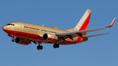 N714CB - Boeing 737-7H4 - Southwest Airlines