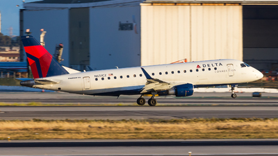 N631CZ - Embraer 170-200LR - Delta Connection (Compass Airlines)