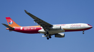 B-6126 - Airbus A330-343 - China Eastern Airlines