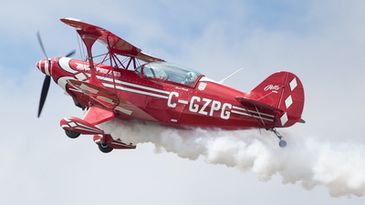 C-GZPG - Pitts S-2B Special - Private