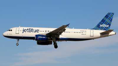 A picture of N517JB - Airbus A320232 - JetBlue Airways - © Daniel Klein