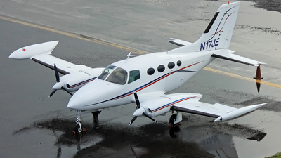 N17JE - Cessna 401A - Private