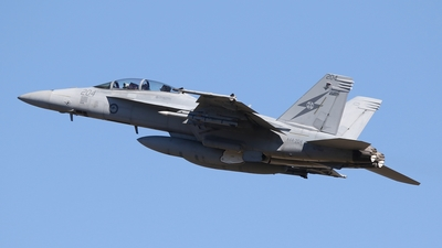 A44-204 - Boeing F/A-18F Super Hornet - Australia - Royal Australian Air Force (RAAF)