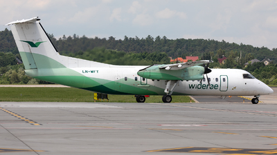 LN-WFT - Bombardier Dash 8-Q311 - Widerøe
