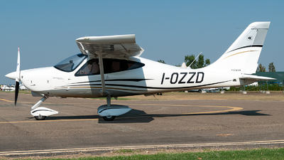 I-OZZD - Tecnam P2008JC MkII - Private
