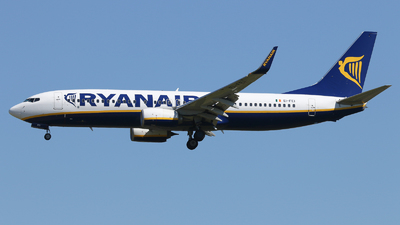 EI-FEI - Boeing 737-8AS - Ryanair
