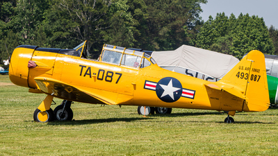 N3173G - North American AT-6G Texan - Private