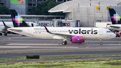 A picture of XAVRL - Airbus A320271N - Volaris - © Mauri_0307