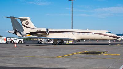 OK-VPI - Gulfstream G550 - ABS Jets
