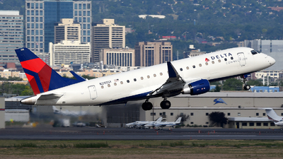 A picture of N293SY - Embraer E175LR - Delta Air Lines - ©  JC