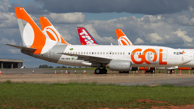 A picture of PRVBW - Boeing 7377BX - GOL Linhas Aereas - © DeltaFox Spotter