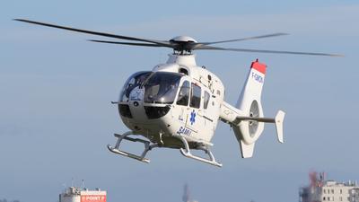 F-GMON - Eurocopter EC 135T1 - SAF Hélicoptères - Service Aérien Français