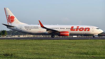 PK-LHW - Boeing 737-9GPER - Lion Air