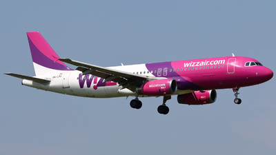 A picture of HALPX - Airbus A320232 - Wizz Air - © Pawel Cieplak