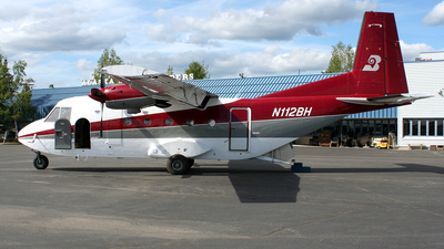 N112BH - CASA C-212-200 Aviocar - Bighorn Airways