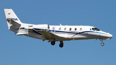 A picture of N590AK - Cessna 560XL Citation Excel - [5605038] - © Angel Natal