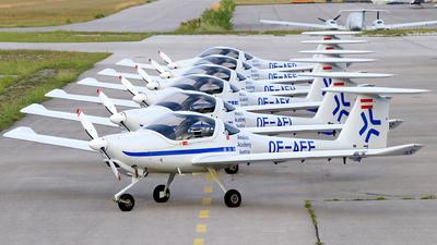 OE-AEF - Diamond Aircraft DV-20 E - Aviation Academy Austria
