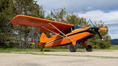 N4718T - Maule M-4 - Private