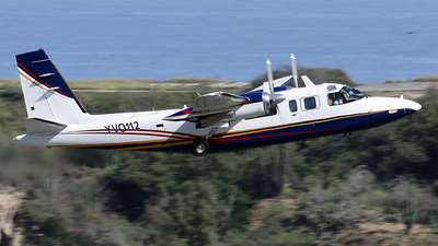 YV0112 - Rockwell 690B Turbo Commander - Venezuela - Air Force