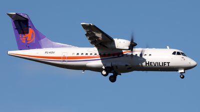 A picture of P2KSV - ATR 42500 -  - © Nathan Long