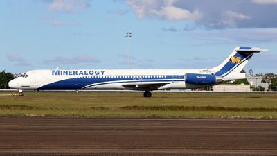 VP-CBH - McDonnell Douglas MD-82 - Private