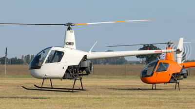 I-C969 - Robinson R22 Beta - Private