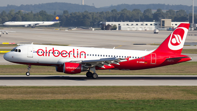 D-ABNN - Airbus A320-214 - Air Berlin