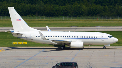 02-0203 - Boeing C-40C - United States - US Air Force (USAF)
