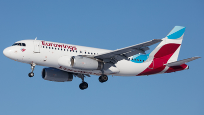 A picture of DAGWC - Airbus A319132 - Eurowings - © kevin.hackert
