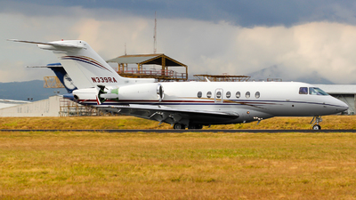 N339RA - Hawker Beechcraft 4000 - Delta Private Jets