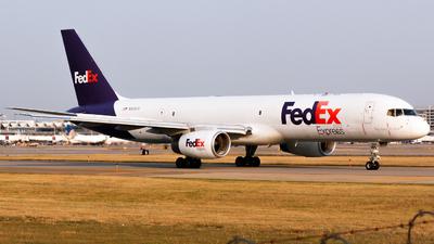 N924FD - Boeing 757-204(SF) - FedEx