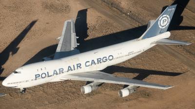 N858FT - Boeing 747-123 - Polar Air Cargo