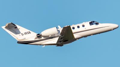 D-IRSB - Cessna 525 CitationJet 1 - Stuttgarter Flugdienst (SFD)