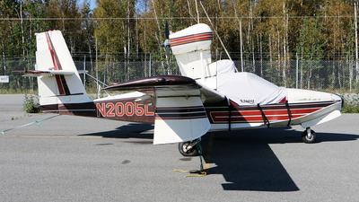 N2005L - Lake LA-4-200 Buccaneer - Private