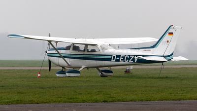 A picture of DECZV - Cessna F172M Skyhawk - [1410] - © Sotos