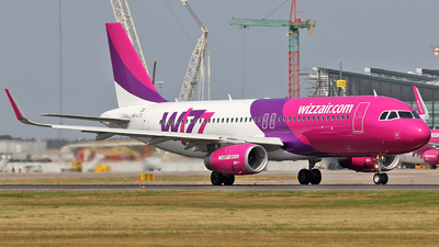 HA-LYD - Airbus A320-232 - Wizz Air