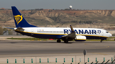 EI-FRO - Boeing 737-8AS - Ryanair