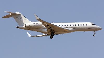 VT-JOE - Bombardier BD-700-1A10 Global 6000 - Private