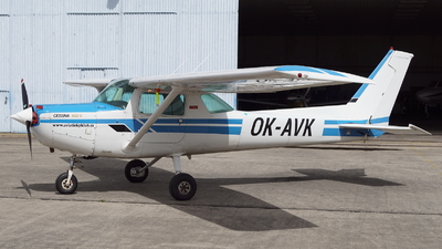OK-AVK - Cessna 152 II - Aviaticky klub