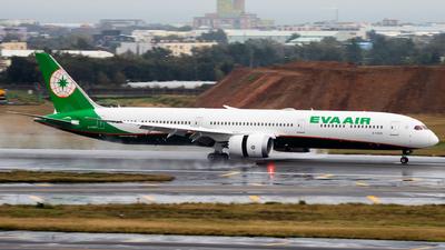 B-17805 - Boeing 787-10 Dreamliner - Eva Air