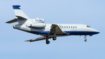 P4-RMA - Dassault Falcon 900 - Sonnig International Private Jets