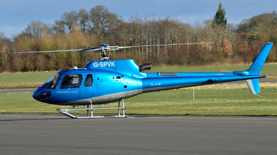 A picture of GSPVK - Airbus Helicopters H125 - [4301] - © Adam Loader