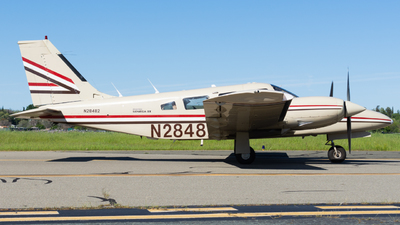 N28482 - Piper PA-34-200T Seneca II - Private