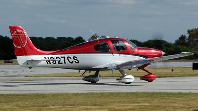 N927CS - Cirrus SR22T-GTS G5 - Private